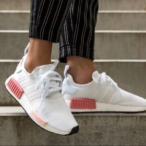 White and Pink NMDs